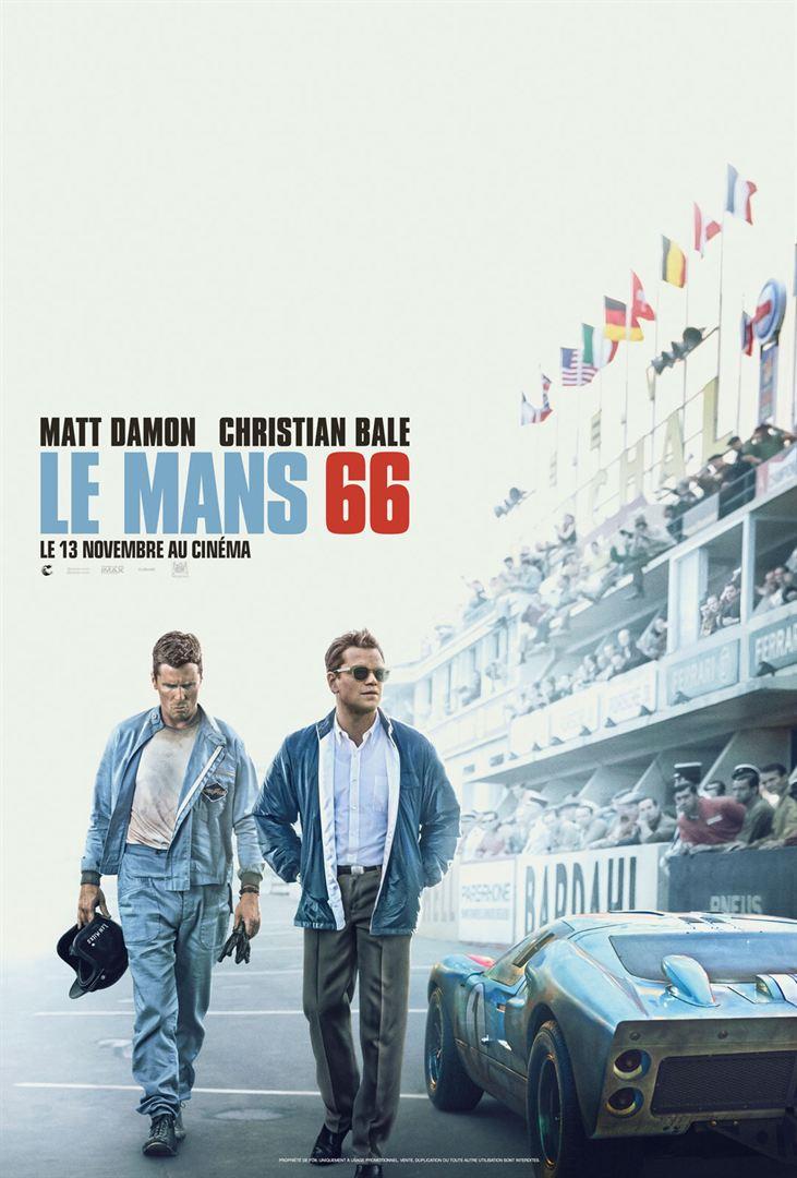 Le Mans 66 (Ford Vs. Ferrari)
