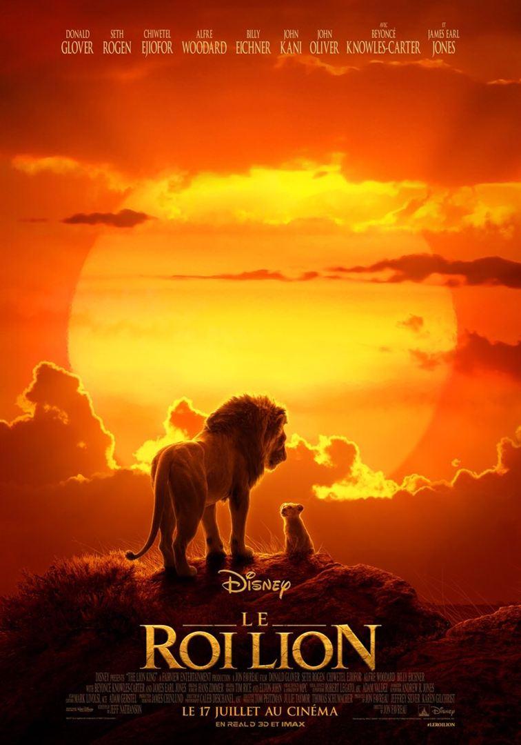 The lion king (Nov.22 on VoD)
