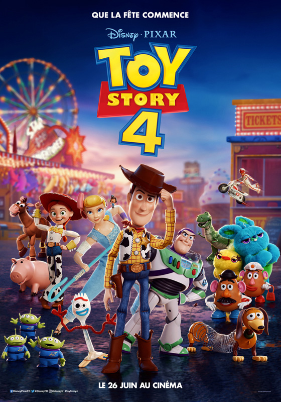 A Toy Story - Alles hört auf kein Kommando Film
